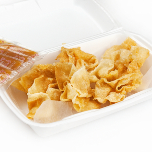 30. Sweet-and-Sour Crisp-Fried Wontons
