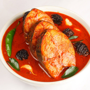 Kerala Special Red Fish Curry