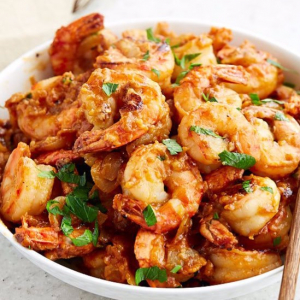 82. Fried Szechuan-Style Shrimp