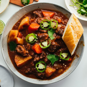 Beef Stew Hot Pot