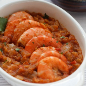 A13. Prawn in Chili and Garlic Sauce