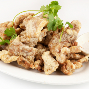 Fried Pork Slice 溜肉段