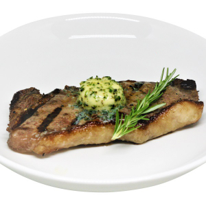 (34) Minute Steak with Sausage __