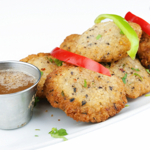 Daal Wada (7) (Lentil Fritters)
