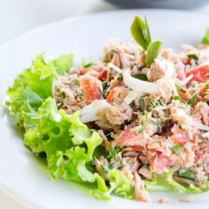Special Spicy Tuna Salad
