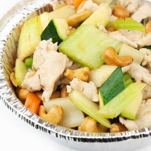 705. Cashew Chicken Guy Ding