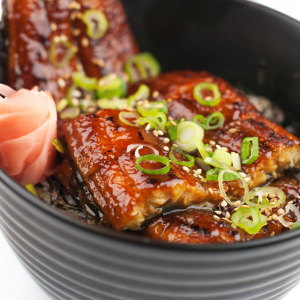 Unagi Don (753 kcal)
