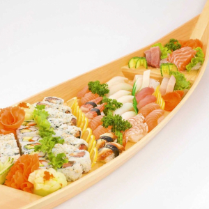 Assorted Sushi Boats