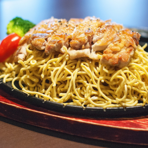 Noodles (Pan-Fried)