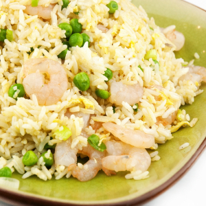 73. Shrimp Fried Rice