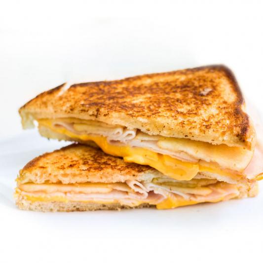 Cream of Tomato Soup & Sandwich Combo