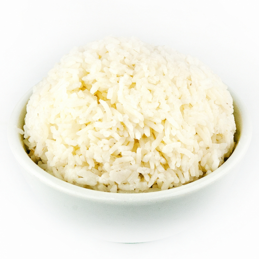 79. Steamed Rice