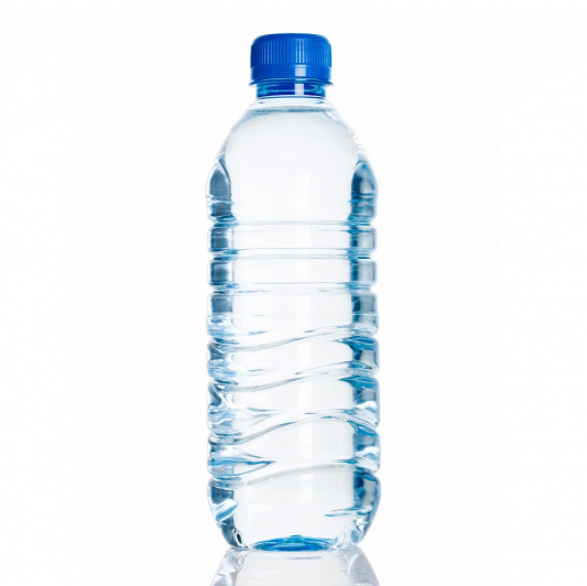 51. Bottled Water