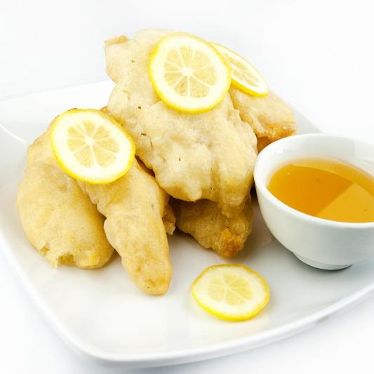 32. Lemon Chicken