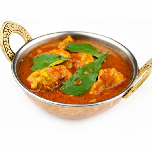 47. Curry Chicken