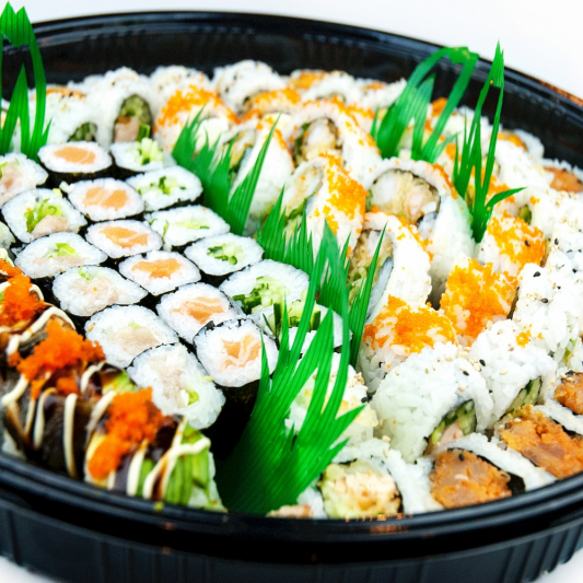130. Maki Party Tray (54 Pcs)