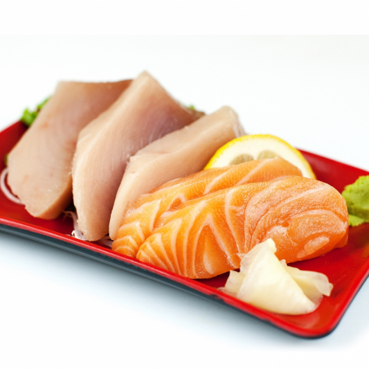 Sashimi Dishes