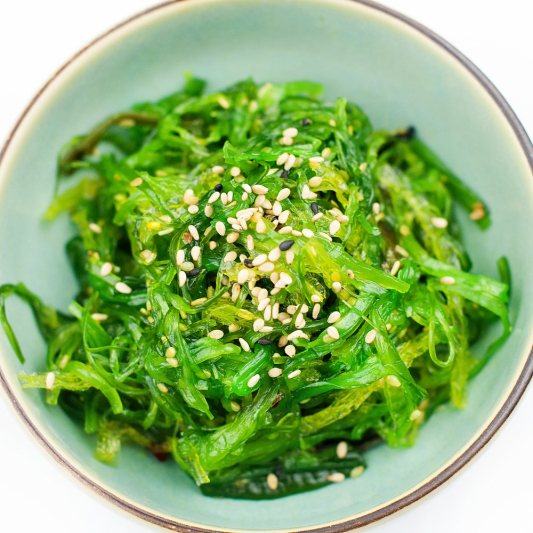 Seaweed Salad Party Tray