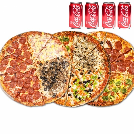 Save on Specialty Pizza