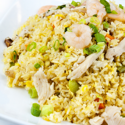 72. Castle's Special Fried Rice