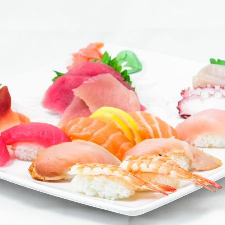 2. Sushi and Sashimi Box