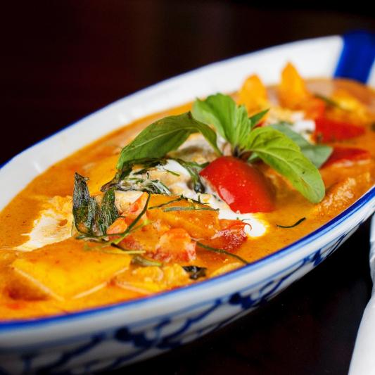 L7. Sauteed Pa-Nang Curry