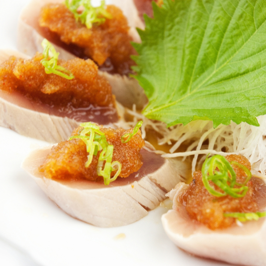 Tataki Dishes