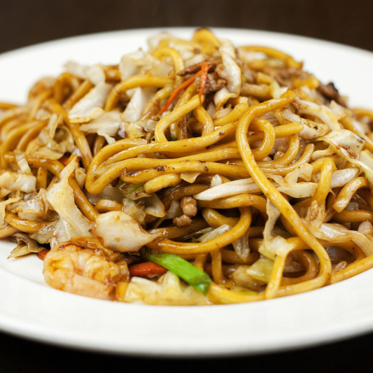 K2. Shanghai Stir Fried Noodles