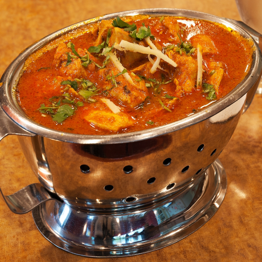 South Indian (Kerala) Chicken Curry