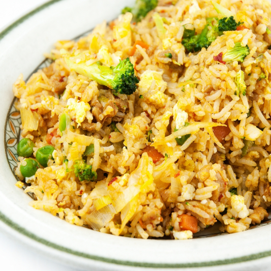 21. Chicken Fried Rice