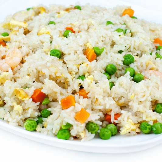 H16. Seafood Fried Rice with XO Sauce