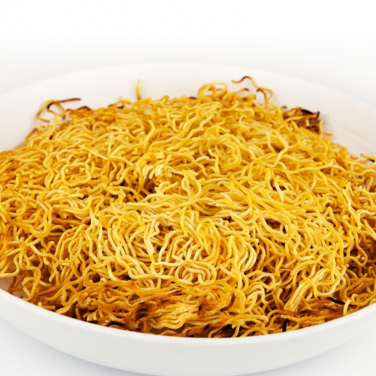 Crispy Noodles with Buddha Vegetarian
