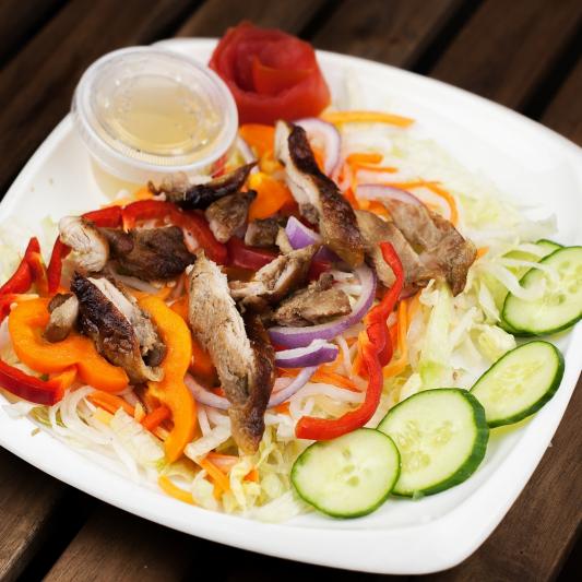9. Yum Kai (Thai Chicken Salad)