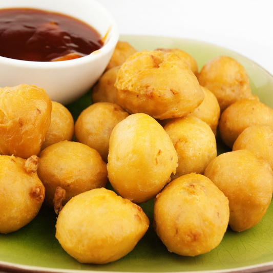 Pineapple Chicken Balls