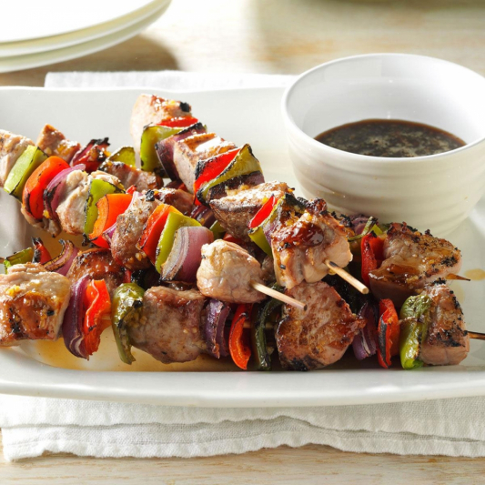 10. Meat Brochette
