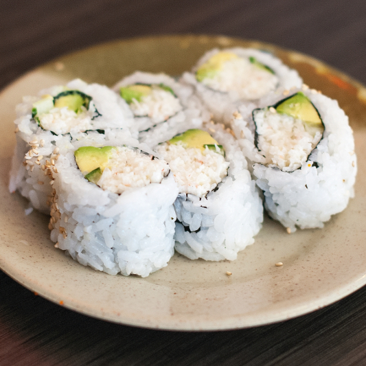 R3. Spicy California Roll (6 pcs)