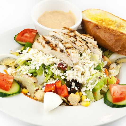Vlassis Salad with Chicken
