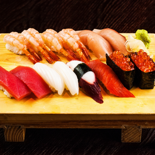 66. Special Sushi