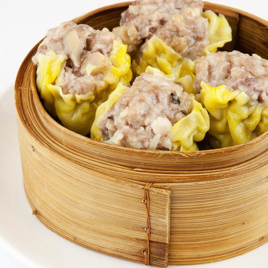 196. Steamed Pork Shiu Mai (4 pcs)