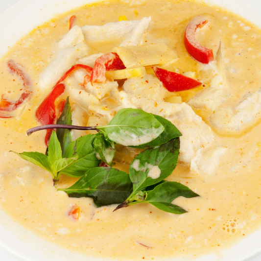 30. Red Curry (Gaeng Phed)