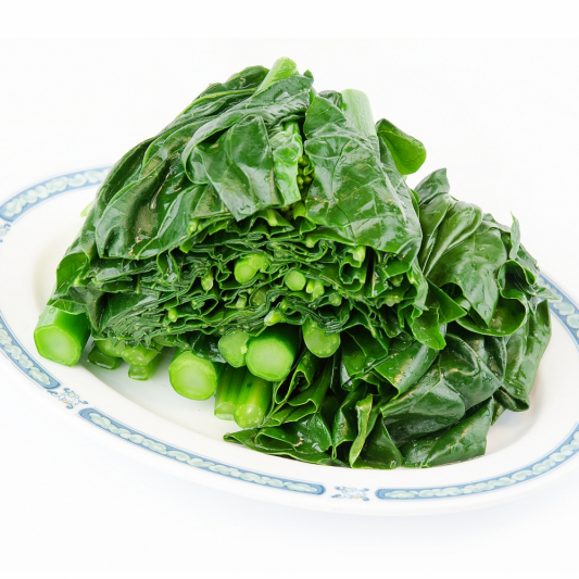 93. Chinese Broccoli with Garlic Sauce