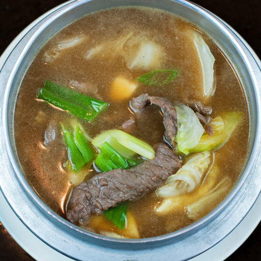 Country Style Duck Hot Pot