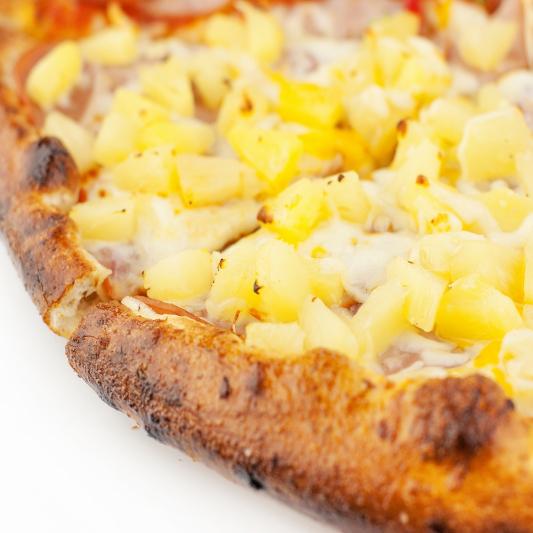 6. Ham and Pineapple