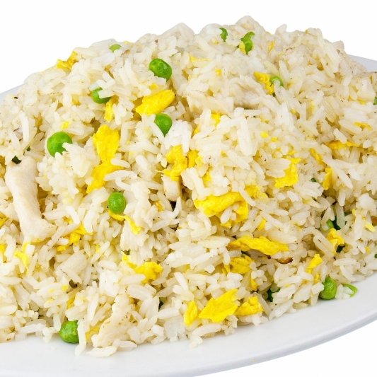 65A Salty Fish and Chicken Fried Rice 咸鱼鸡粒炒饭