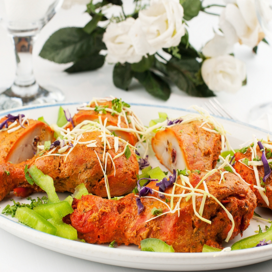 18. Tandoori Chicken