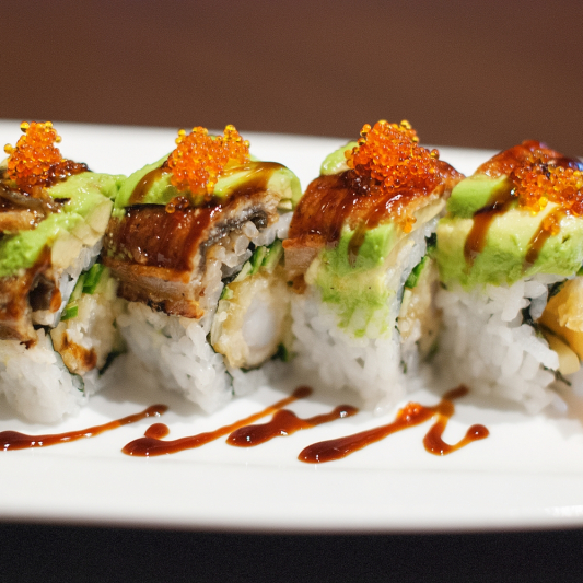120. Dragon Roll