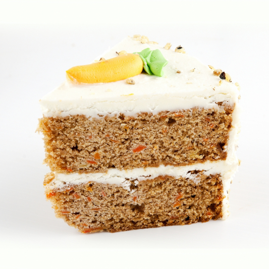 98. Chocolate or Carrot Cake