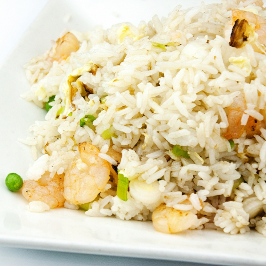 24. Shrimp Fried Rice