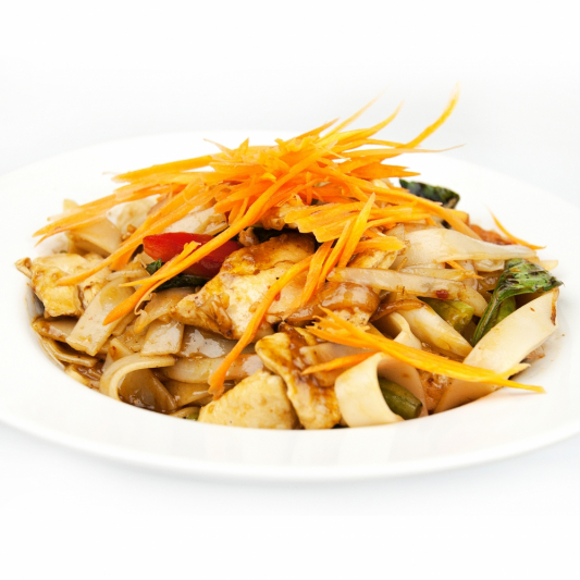 Spicy and Sour Potato Starch Noodle