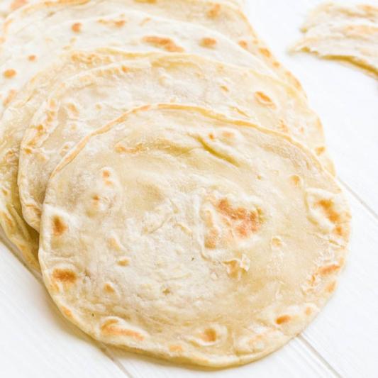 Tortilla 玉米面餅